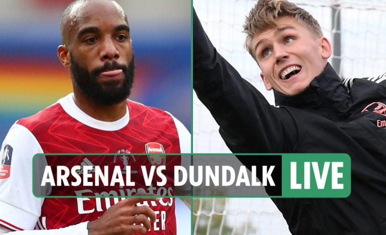 LIVE/ Europa League: Mbyllet ndeshja Arsenal-Dundalk. Rezultati 3-0
