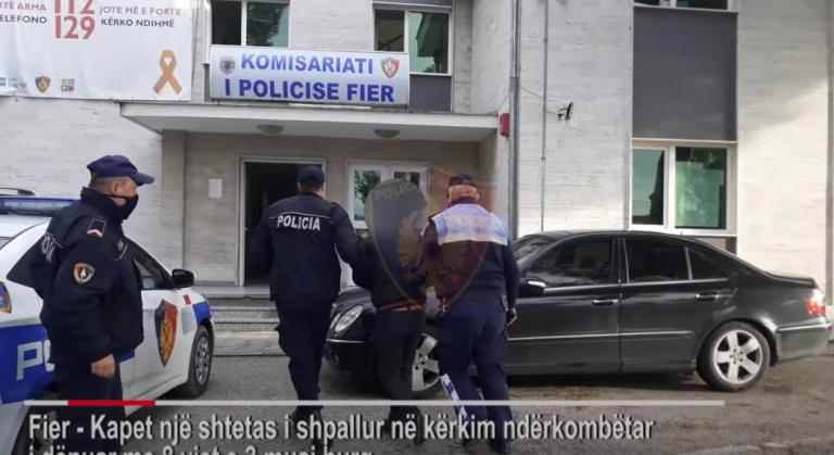 """""""KOKË"""" E NJË BANDE KRIMINALE/ Arrestohet fieraku i rrezikshëm me 4 emra, i shpallur në kërkim ndërkombëtar"""