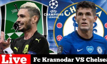 LIVE/ Champions: Mbyllet ndeshja Krasnodar-Chelsea. Rezultati 0-4