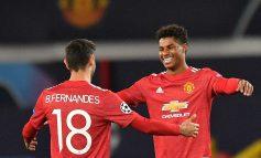 "CHAMPIONS/ Manchester United mposht me ""MANITA"" Leipzig, Rashford rishkruan historinë"