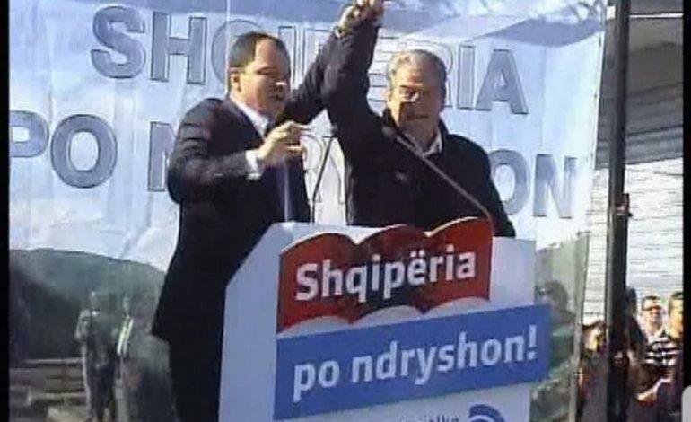 """""""MBURRET"""" Maliqi: Për ditëlindje, Berishës i dërgova një shampanjë, nga më të shtrenjtat në Shqipëri"""