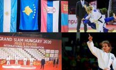 LAJMI I DITËS/ Distria Krasniqi fiton medaljen e artë në Hungari