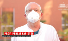 VIDEOMESAZH/ Prof. Perlat Kapisyzi: Virusi ka pësuar mutacion duke e bërë më agresiv, mbajtja e maskës sakrificë e të gjithëve për të shpëtuar jetë