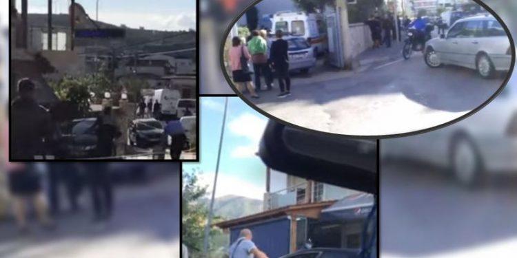 NGJARJA E RËNDË NË HIMARË/ Ekzekutoi biznesmenin, veç kallashnikovit, policia i gjeti 53-vjeçarit edhe… (FOTOT)