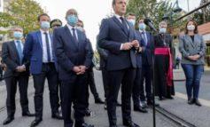 SULMI TERRRORIST NË FRANCË/ Macron: Nuk dorëzohemi para tyre, nëse na sulmojnë e kemi detyrim të mbrojmë...