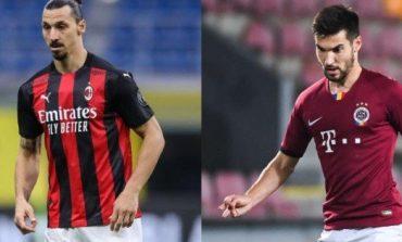 LIVE/ Europa League: Mbyllet ndeshja Milan-Sparta Prague. Rezultati 3-0