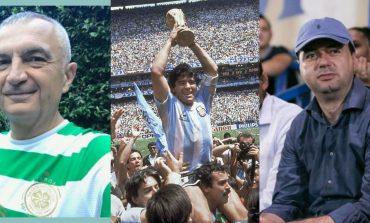 S'KA STATUS NGA BASHA-META/ Maradona, gjeniu që ndau dhe politikën shqiptare