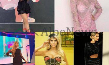SI U VESHËN MODERATORET/ Nga Luana Vjollca e deri tek Bieta Sulo, ja trendet e javës (FOTOT)