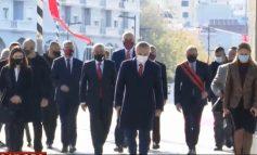 RAMA, RUÇI E META NË CEREMONINË E NGRITJES SË FLAMURIT NË VLORË/ Kryeministri: Gëzuar për Hashim Thaçin dhe luftëtarët e tjerë të UÇK