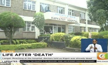 """HORROR NË MORG/ 32 vjeçari zgjohet nga """"vdekja"""" në prag të varrimit"""