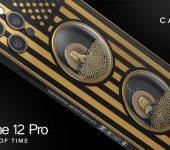 """""""SANDS OF TIME""""/ Me foton e florinjtë të Trump dhe Biden, zbulohet çmimi marramendës për iPhone 12"""