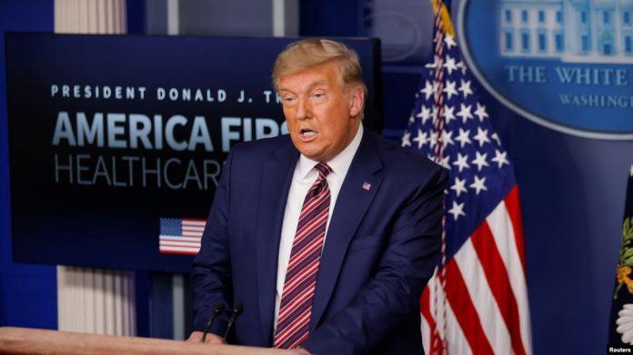 HUMBI POSTIN E PRESIDENTIT/ Nuk ndalet Trump: Zgjedhjet u manipuluan…