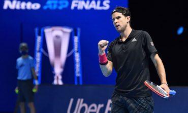 """ATP FINALS""/ Tenisti Dominic Thiem mposht Djokovic dhe siguron finalen e turneut londinez"