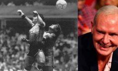 LËSHON NJË DEKLARATË PROVOKUESE/ Gascoigne: Shilton, pa Maradona-n nuk do të njihte askush