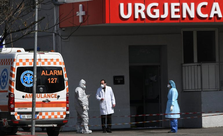 REKORD I ZI SHIFRASH/ 836 raste të reja, humbin jetën 15 persona në 24 orët e fundit
