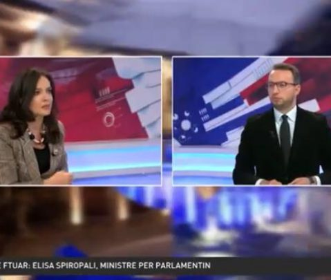 INTERVISTA/ Elisa Spiropali: Pse duhet shqiptarët t'i japin besimin PS për një mandat të tretë