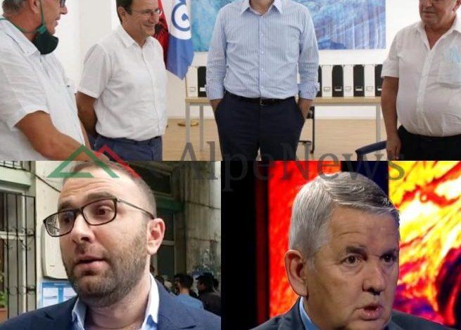 """ÇFARË PO NDODH NË PD/ Deklaratat e FORTA të Halim Kosovës, """"shënjestra"""" Bardhi dhe """"sherret"""" që erdhën nga KOMISIONI"""