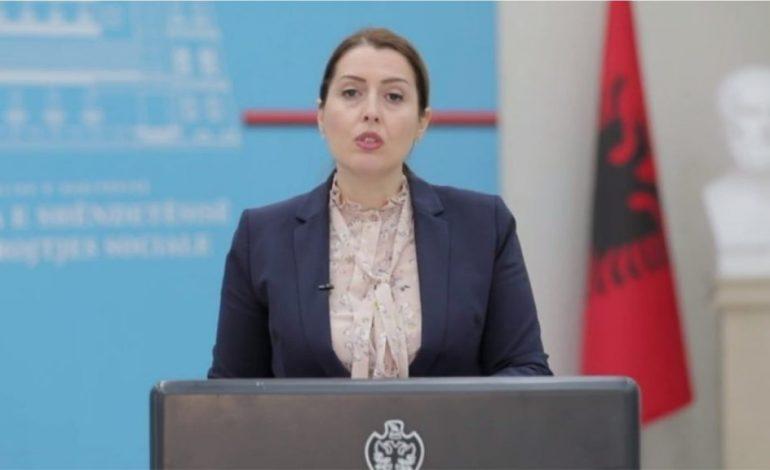 JEP LAJMIN E MIRË/ Manastirliu: Kemi marrë 100 mijë teste të shpejta COVID, nga e hëna përdoren në spitalet në Tiranë