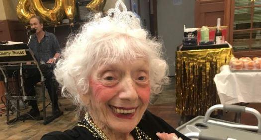 HISTORIA E RRALLË/ Njihuni me 102-vjeçaren që i mbijetoi gripit spanjoll, kancerit dhe fitoi 2 herë betejën me COVIDIN