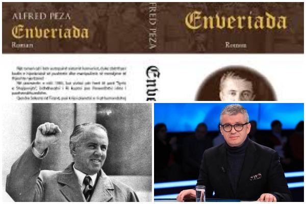 """INTERVISTA/ Alfred Peza rikthehet si shkrimtar me """"Enveriada"""": Autopsia e diktaturës! Kush është 'Syri i Shqiponjës' dhe roli i tij në…"""