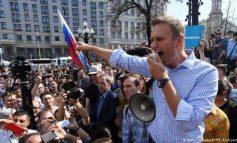 """""""DILNI NË RRUGË...""""/ Prag trazirash në Rus, Navalny thirrje qytetarëve: Ngrihuni për të ardhmen..."""