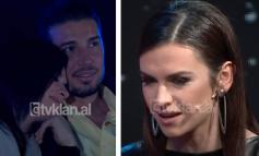"""E PAPRITUR/ Pas takimit në kinema me Saimirin, Enxhëll largohet nga """"Love Story"""" dhe tregon arsyen (VIDEO)"""