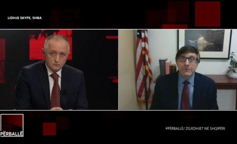 INTERVISTA/ Palmer: SHBA u vu në provë më 6 janar, ja çfarë do sjellë presidenca e Joe Biden për Ballkanin