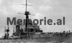 DOSSIER/ Fotot e rralla nga Lufta I Botërore: Kur kryqëzorët dhe luftanijet e fuqive të mëdha mbërrinin...
