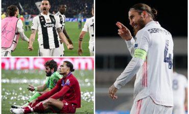 NGA BONUCCI VAN DIJK/ Ja kush e zëvendëson Sergio Ramos tek Real Madrid...