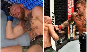 """SHOKON BOTËN/ Dustin Poirier mposht McGregor me """"KO"""" në raundin e dytë (VIDEO)"""