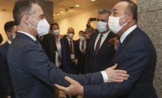 KRIZA TURQI-GREQI/ Ministri i Jashtëm i Gjermanisë viziton Ankaranë: Sinjale pozitive, duhen rezultate konkrete