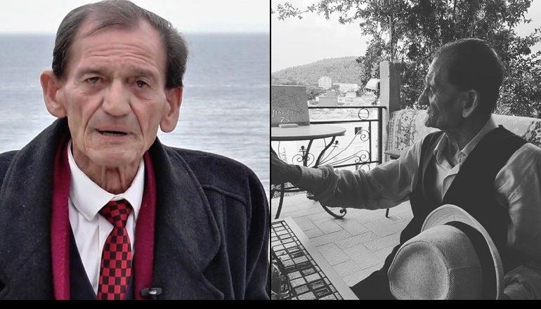 E TRISHTË/ Shuhet në moshën 79-vjeçare poeti i polifonisë shqiptare Lefter Çipa