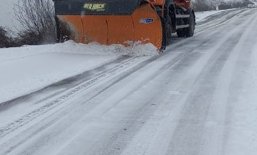 MOTI I KEQ NË KORÇË/ Ka prani të reshjeve të dëborës, rrugët nacionale janë të kalueshme normalisht. Ja si paraqitet situata (FOTO)
