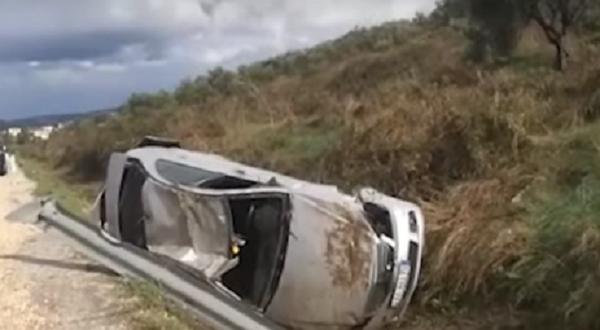 E RËNDË/ Makina del nga rruga në aksin Laç-Patok, vdes 22-vjeçar