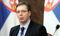SULMON KOSOVËN/ Vuçiç: Atyre nuk u pëlqen asgjë, duan vetëm ti njohë Serbia