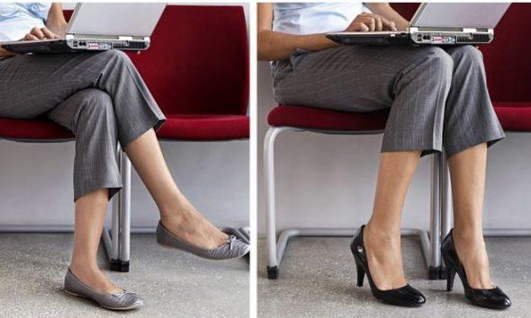 STUDIMI: Ja çfarë iu shkakton nëse qëndroni gjatë me këmbë të kryqëzuara