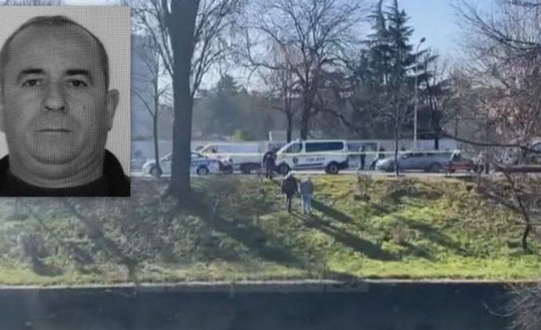 EKZEKUTIMI I BIZNESMENIT NË TIRANË/ Autori me maskë antiCovid e kapuç, e ndoqi për 30 m dhe e ekzekutoi, më pas…