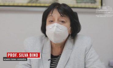 KORONAVIRUSI/ Silva Bino: Në dy ditë vaksinohen 500 bluza të bardha në Korçë. Shtrëngimi i masave do jetë…