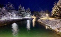 PAMJET FANTASTIKE/ Kukësi dhe Puka nën magjinë e dëborës