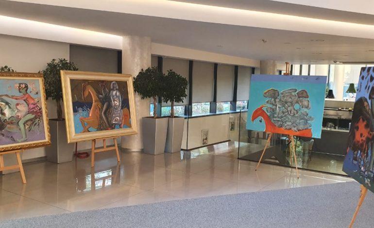 Credins bank gjithmonë në mbështetje të artit dhe artistëve