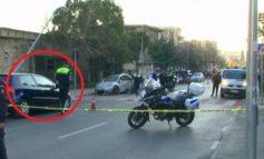 TAPË NË TIMON/ I riu humb kontrollin dhe merr përpara dy makina, policia...