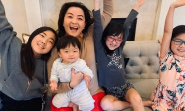 SI RRALLËHERË/ Yuri Kim publikon FOTO me mbesat e saj, ka një mesazh për të gjitha gratë