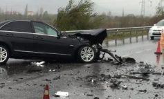 AKSIDENT TRAGJIK NË LUSHNJE/ Përplaset një makinë me një motor, ndërrojnë jetë 2 persona