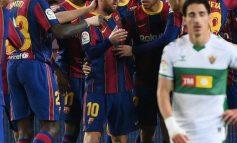TRAJNERI ME DHIMBJE KOKE/ Probleme për mbrojtësin e Barcelonës, ndrydh sërish ligamentin