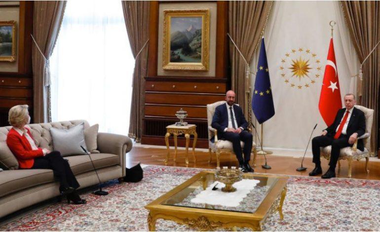 ANALIZA/ Evropa e meriton divanin e Erdoganit