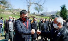 TAKIM ME BANORËT NË XHYRË/ Balla: Beteja kryesore e 25 prillit është Drejtësia, Kryemadhi dhe Bardhi s'kanë asnjë lidhje me Librazhdin