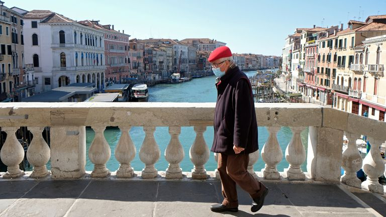 COVID-19/ Rritet numri i viktimave dhe infektimeve në Itali, ja sa u regjistruan gjatë 24 orëve të fundit