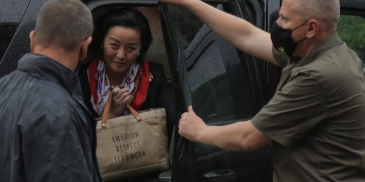 """""""PO SHOH TITUJ MASHTRUES""""/ Reagon ashpër Kim: Fjalët e mia u keqpërdorën, nuk mbështes ndonjë parti"""
