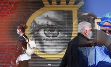 COVID-19/ 4033 raste të reja me koronavirus në Greqi, 93 humbje jetë në 24 orët e fundit