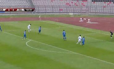 RASTE TË DYSHIMTA/ Mungon një karton i kuq dhe dy penallti, shikoni moviolën e Kukësi-Teuta (VIDEO)